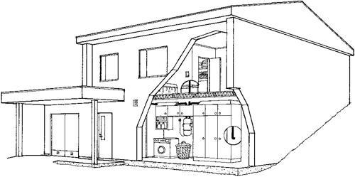 Asentaminen 70-luvun taloon