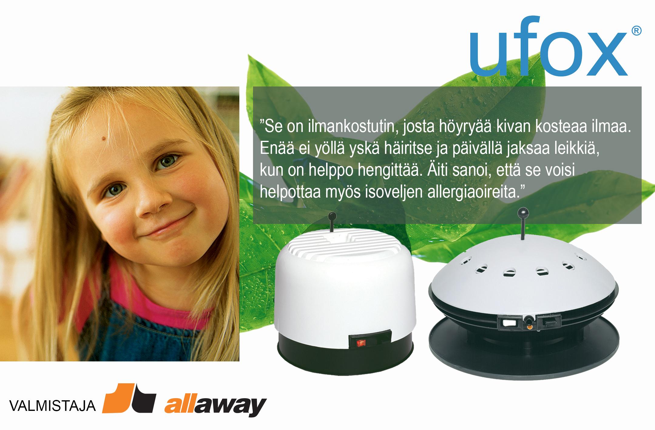 ufox-fiilari