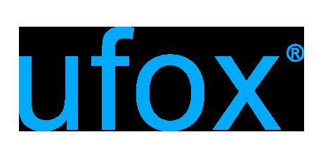 Ufox ilmankostutin logo