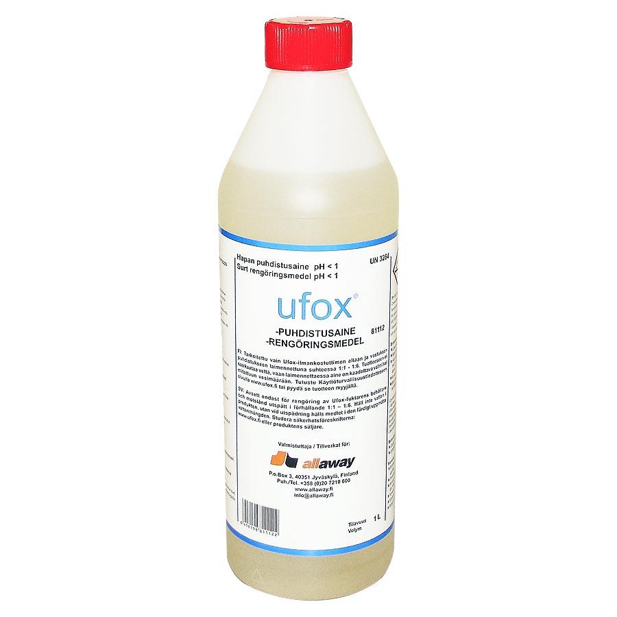 Ufox puhdistusaine