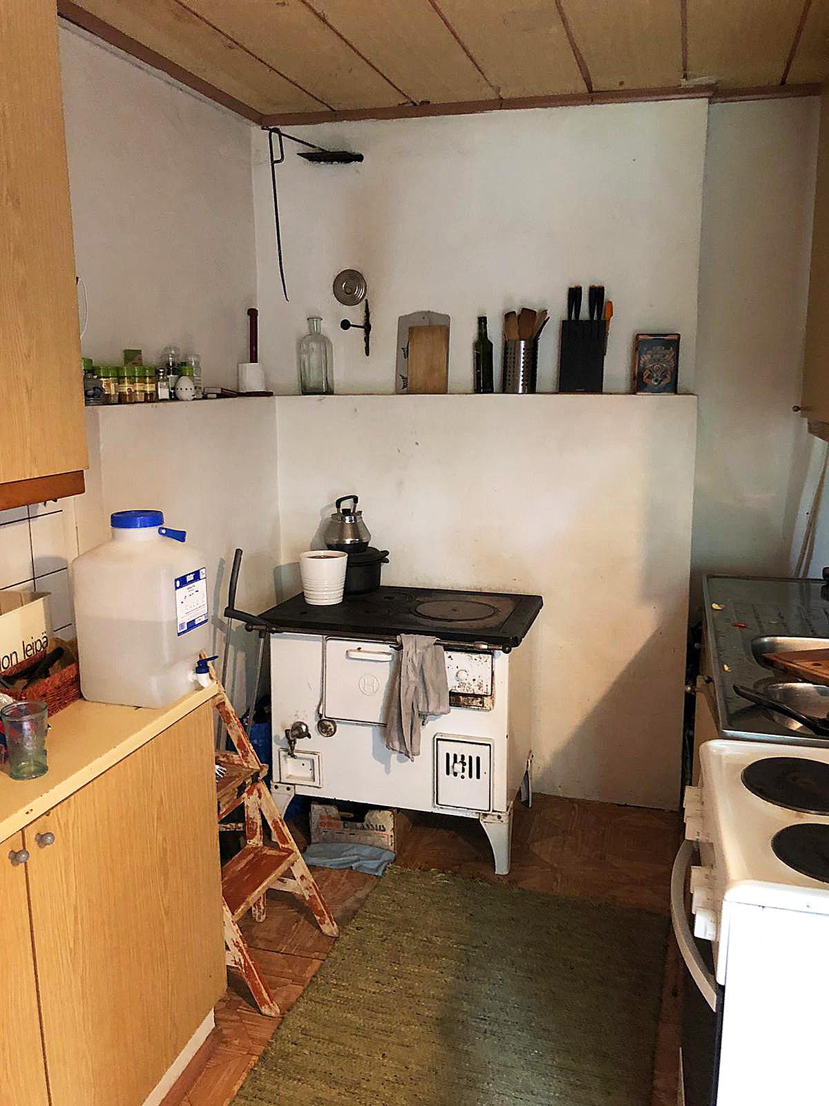 Kotoisa, kausi 4, Mäntsälän keittiö