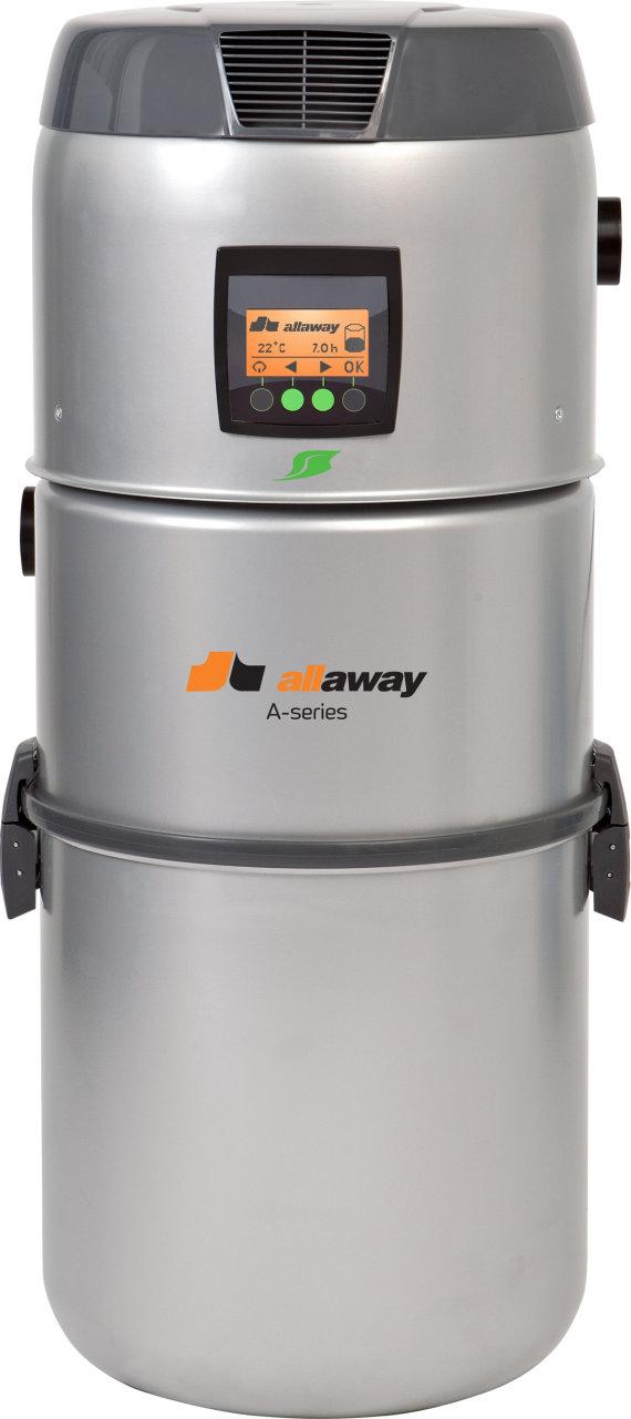 Allaway A 40 LCD centraldammsugare