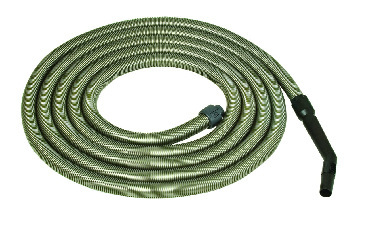 Suction hose assembly Standard 10 m, wall inlet activation