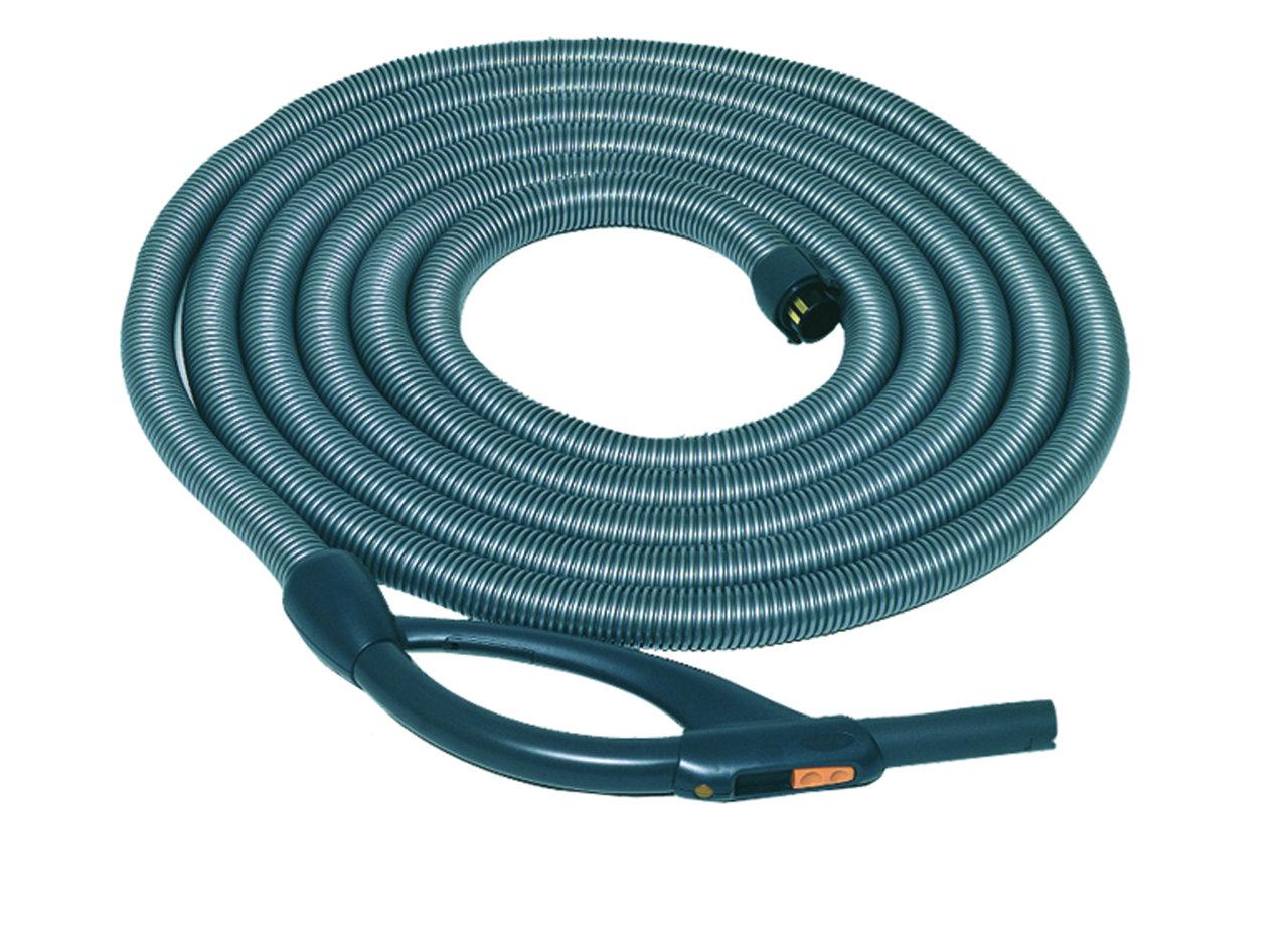 Suction hose assembly Premium 10 m, handle activation
