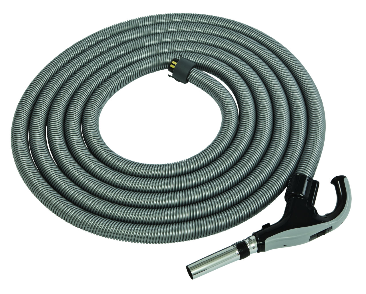 Suction hose assembly Standard handle-activated 12 m
