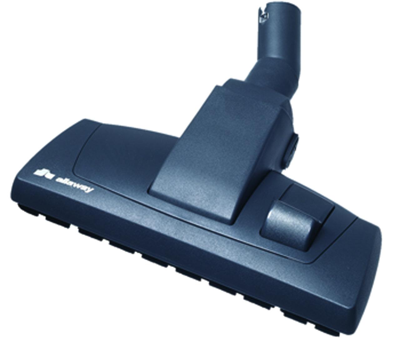 Floor/carpet nozzle 300 with wheel