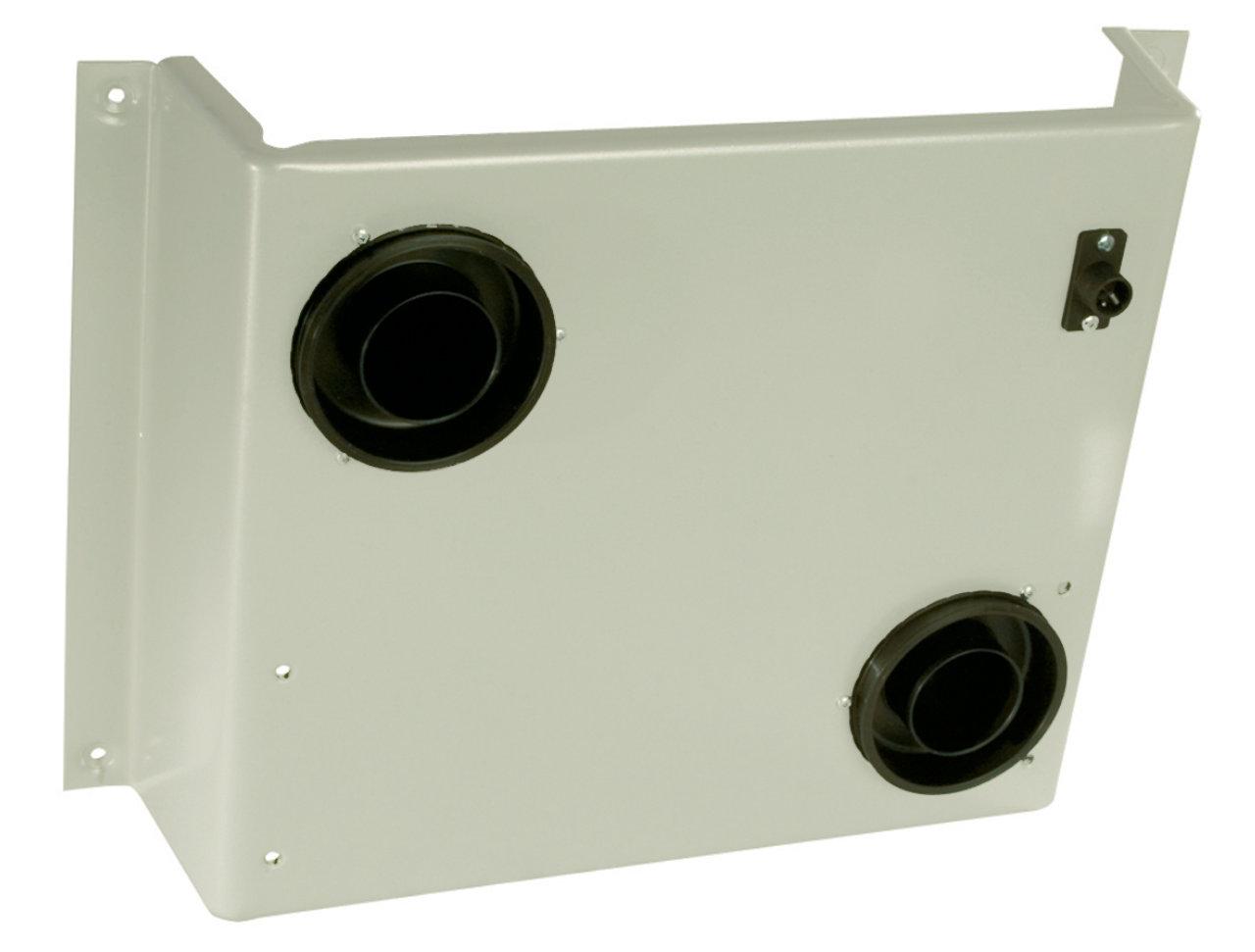 Кронштейн для поверхностной установки, белый, серия С